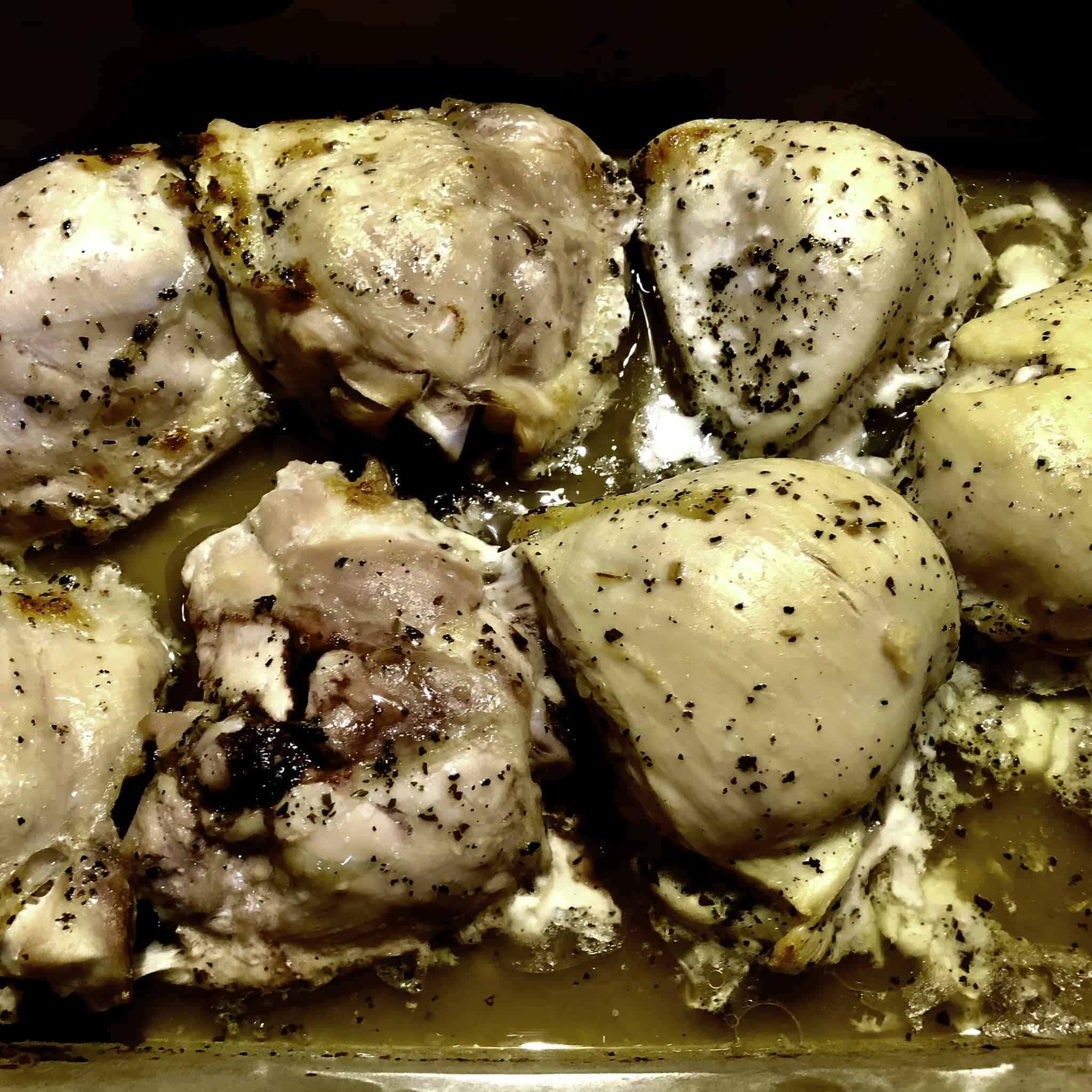 Laramie Personal Trainer Recipe for Quick Meal Prep Chicken