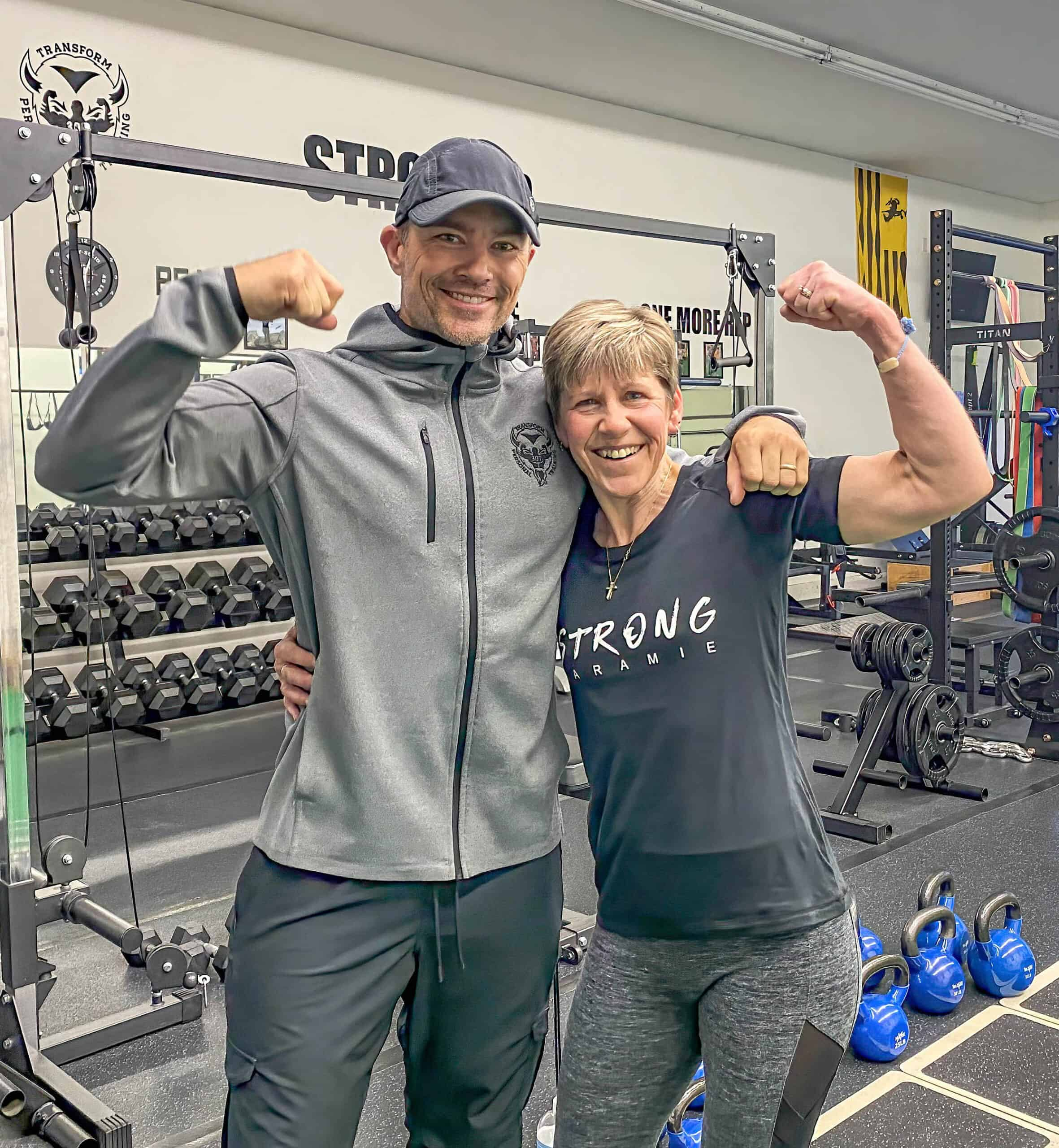 Nutrition Coaching in Laramie at Transforming Strength