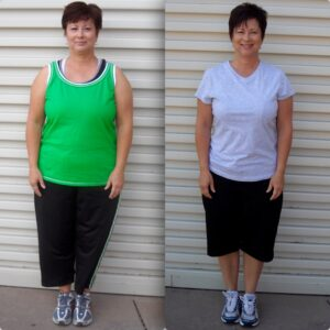 Personal Training Transformation with Transforming Strength