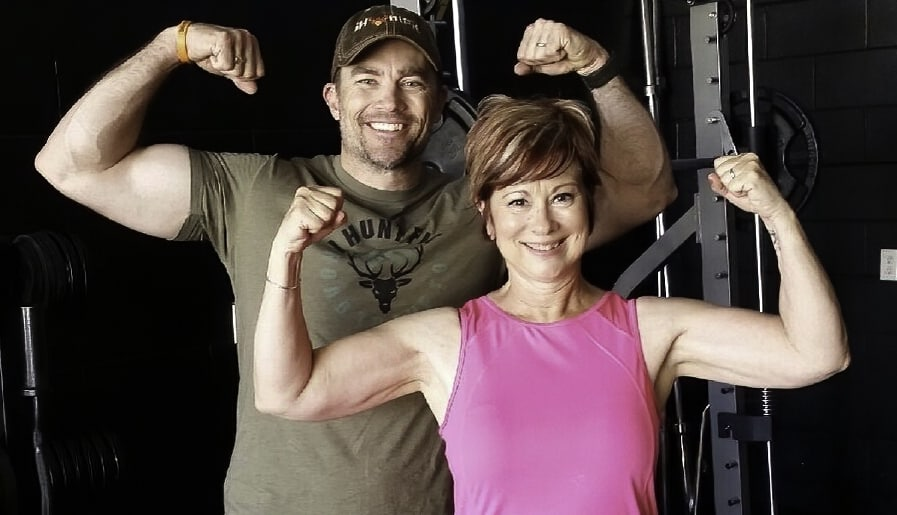 Transforming Strength Personal Training Stories