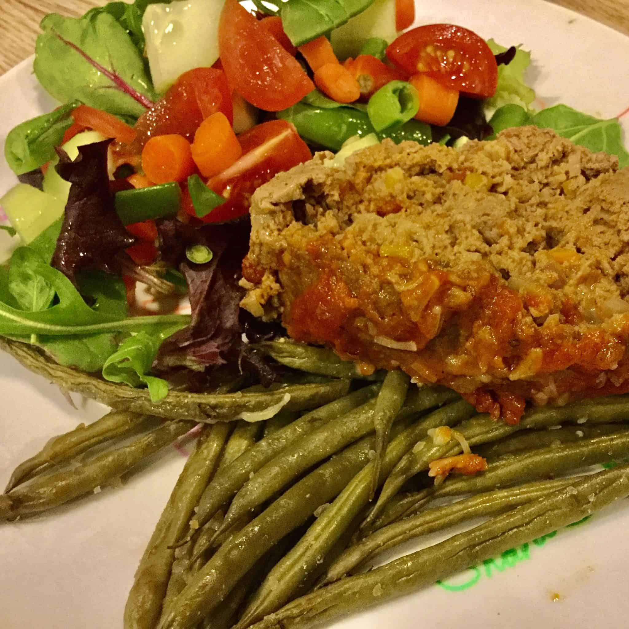 Transforming Strength New Age Meatloaf Recipe