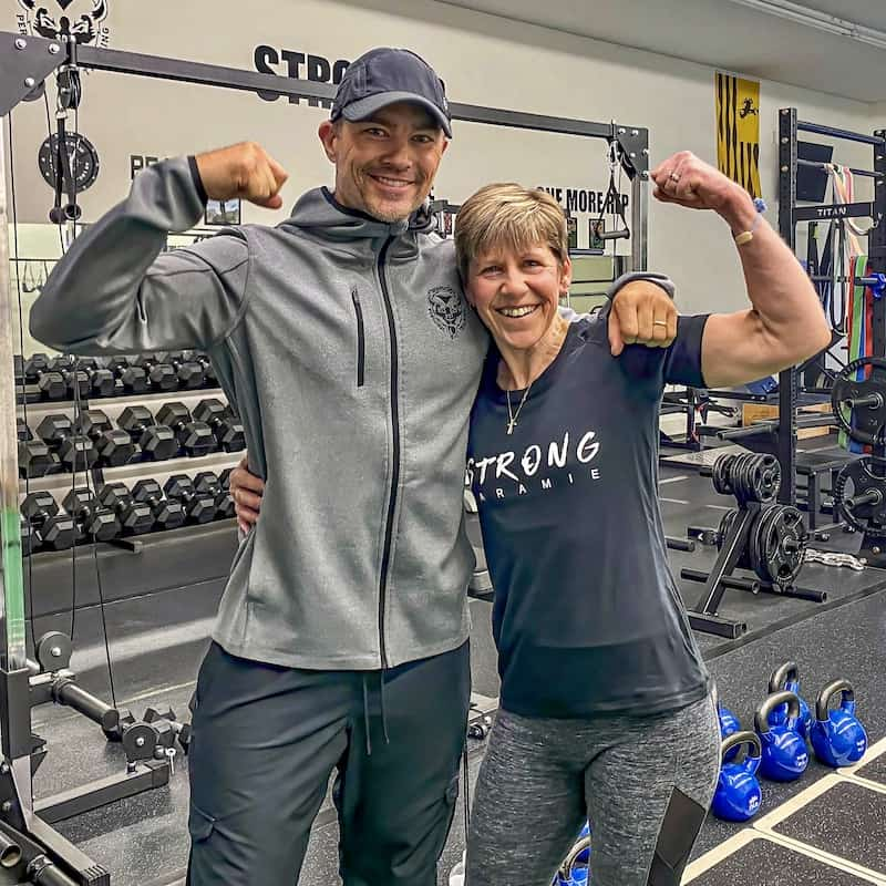 Transforming Strength Personal Training Success Story Holly Steinkraus
