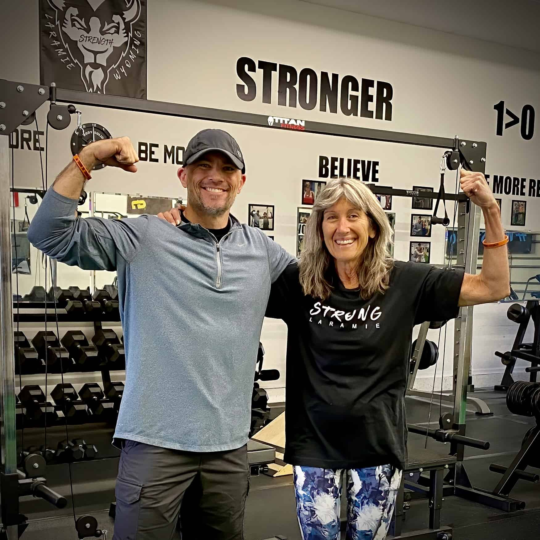 Mary Byrnes Transforming Strength Personal Training Review
