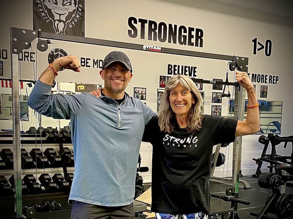 Transforming Strength Personal Training in Laramie WY with Mary Byrnes Review